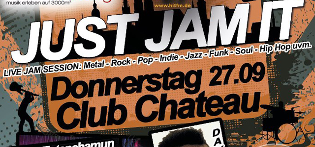 Konzert im Club Chateau