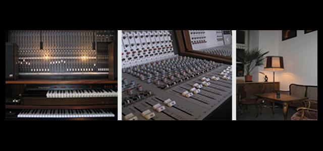 Frieder Wolff im Studio bei Tobias Siegert